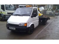 Ford Transit Smiley Recovery truck