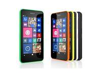 NOKIA LUMIA 635 WINDOWS 8 (lock o2) 8Gb 4G LTE