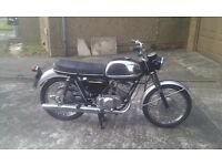 SUZUKI T20 SUPERSIX £3295.00 ono