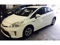 PCO CAR FOR HIRE OR RENT Toyota prius