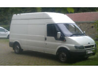 MAN WITH VAN SERVICES FROM £10