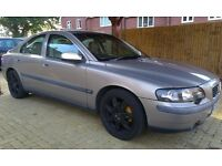 VOLVO S 60 D5 AUTOMATIC TURBO DIESEL TDI GOLD WITH NEW MOT