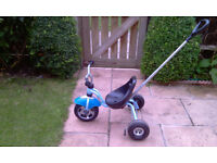 Tricycle for Toddlers. Puky Trike bike. Three wheeler bicycle for Boys Girls kids children. RRP £85