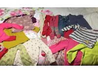 Clothes Bundle tops bottoms pyjamas tights baby Girl 18-24 Months