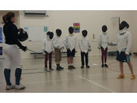 Braveheart Fencing New Beginner Classes for all ages