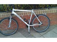 Ridgeback mx3 peddle bike
