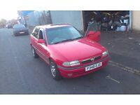 vauxhall astra 1.7 tds breaking for parts !!!