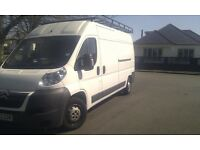 Citroen Relay Enterprise, One Owner-Driver from New. 32800 Miles L3 H2 Model