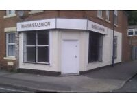 Corner Shop - Retail - Office - Storage - can convert to 1 or 2 bedroom Apartment - Flexible use