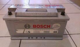 Bosch Car Battery HSB019