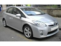 2009 TOYOTA PRIUS 1.8 T- SPIRIT HYBRID (AUTOMATIC) 55,000 MILES, TOYOTA DEALER SERVICE HISTORY