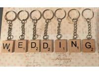 Personalised Wedding Favours/place tags