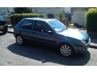 ford fiesta 1.8tddi,only 75000 miles,just serviced!!