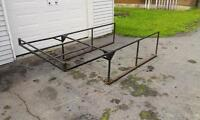 Pick Up Truck Bed Liner Rack