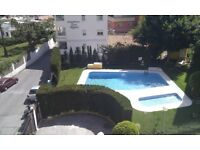 Spain, 2 bedroom apartment available for holiday lets in Benalmadena, Costa del Sol. Malaga, Spain