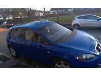 Seat Leon low mileage (not vw golf vw polo ford fiesta vauxhall corsa ford focus)