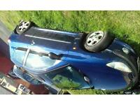 Peugeot 206 blue for sale or swap for xbox one or ps4 iphone 6 or pc