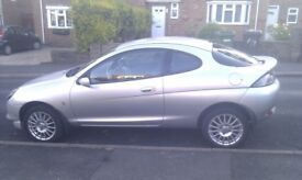 FORD PUMA, 1.7 (Thunder Sport) (51 PLATE), 2002 ON LOGBOOK, ALL SERVICE HISTORY