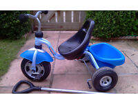 Tricycle for Two years plus. Puky Trike bike Three wheeler bicycle, Boys Girls kids children RRP £85