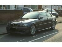E46 BMW 330 Cd M Sport Auto **89K Miles**