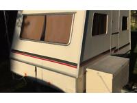 Rapido Confortmatic Folding Caravan