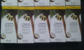 capasal therapeutic shampoo x22 bottles