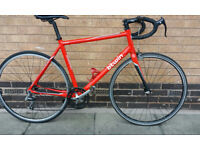Btwin triban 3 singlespeed road bike great condition (city centre)