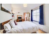 En-suite double room, across the park. ( All bills included, Living room and garden bonus,renovated)