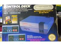 nes box only