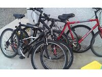 free XX selection of bikes spare or repair need gone asap