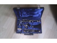 Clarinet, Boosey and Hawkes £50