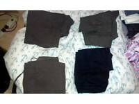 4 Pairs Of Trousers
