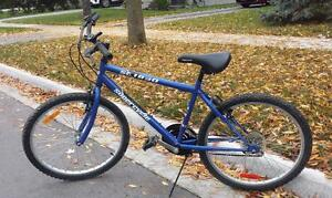 Mountain Bikes For Sale, 24X195-Inch tires, 17-INCH FRAMES, 18-SPEEDS AND MORE BIKES