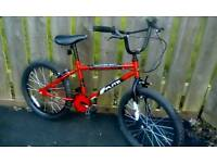 "Boys bmx bike. 20"" wheel."