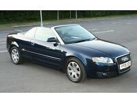 Audi A4 CABRIOLET CONVERTIBLE 1.8 turbo