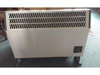 Glen Slimline Electric Convector Heater