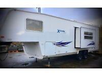 X-Tream Lite 6 Berth 5th wheel Caravan motorhome