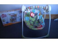 Bright Starts Baby Swing *Excellent Condition*