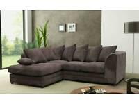 Left hand corner sofa for sale