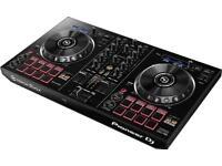 Pioneer DDJ-RB DJ Decks & pioneer speakers