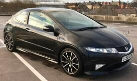 Honda Civic Type S GT I-CTDI 2.2