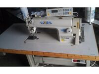 industrial sewing machine fully automatic GLOBAL 303 ADT'UBT