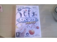 wii sports party