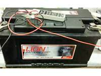 Car battery for diesel ( pick up only )