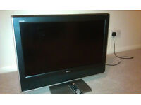 "Toshiba 26"" Widescreen TV for Use as Monitor for Movies, DVD's & Gaming £25"
