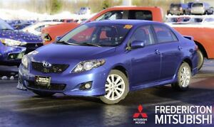2010 Toyota Corolla S! AUTO! SUNROOF! ONLY $54/WK TAX INC. $0 DO