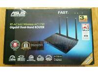 ASUS RT-AC66U AC1750 Dual Band Wireless Gigabit router