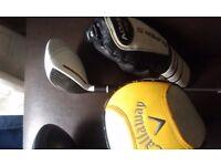 Golf set .ping .callaway .adams