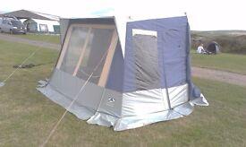 Van tent awning