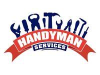 Experienced handyman available 7 days a week